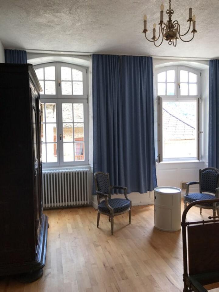 Chambre bleue - Le MAnoir Mouthier-Haute-Pierre