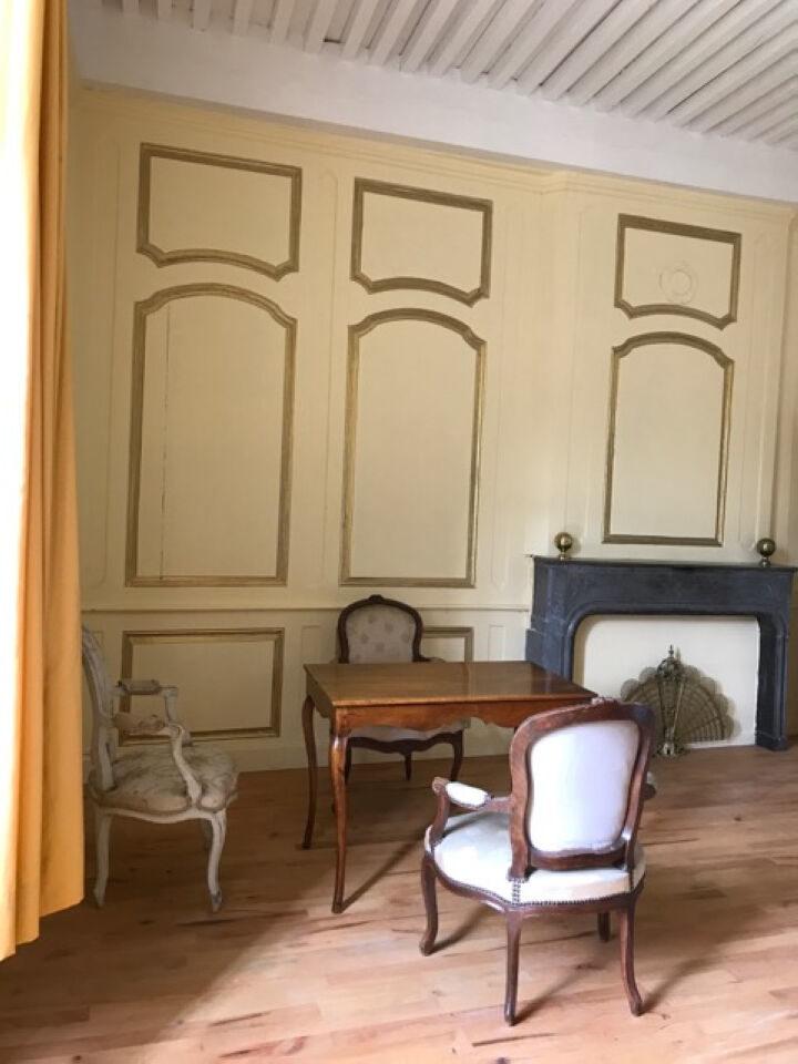 Chambre jaune - Le MAnoir Mouthier-Haute-Pierre