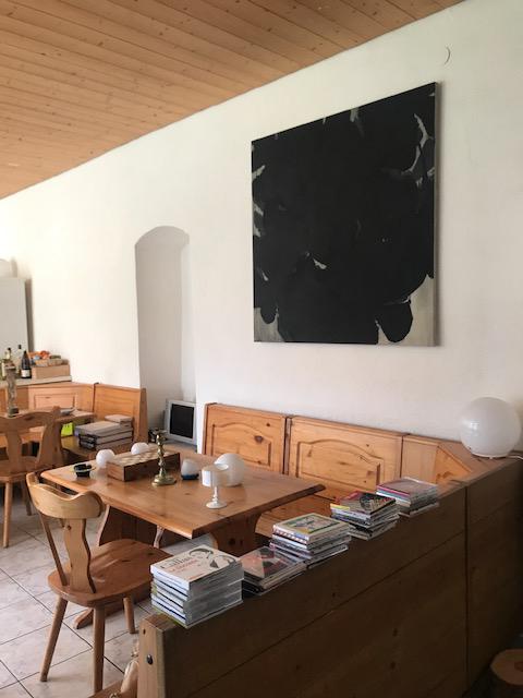 Salle petits déjeuners - Le Manoir