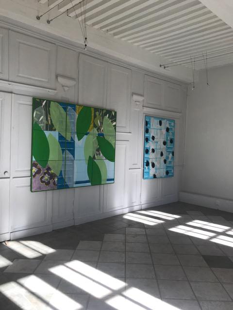 Salle d'Exposition Manoir de Mouthier Haute-pierre - Centre d'Art